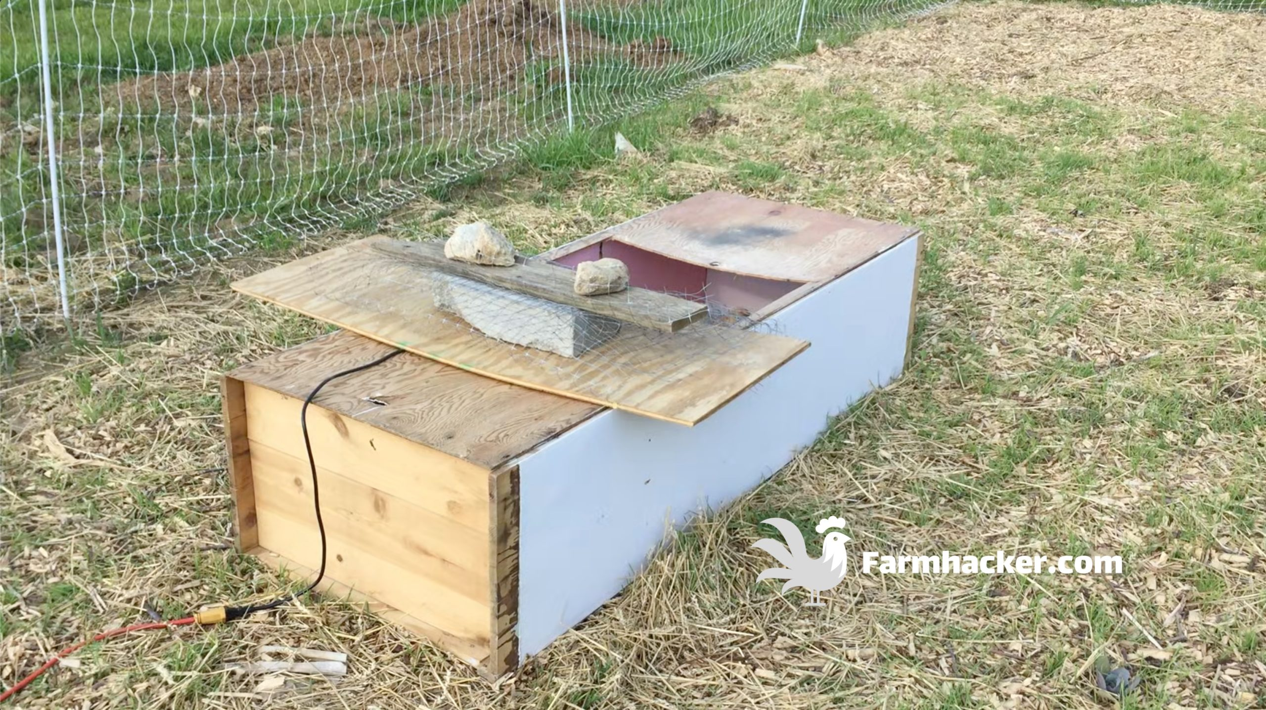 How to Build a Chicken Brooder