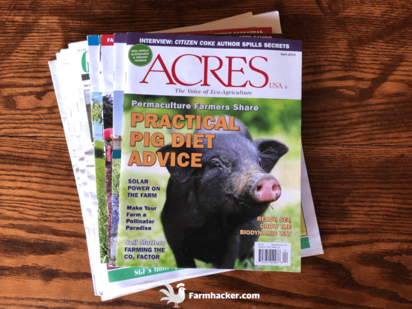 Stack of Farming Magazines - Featured Image