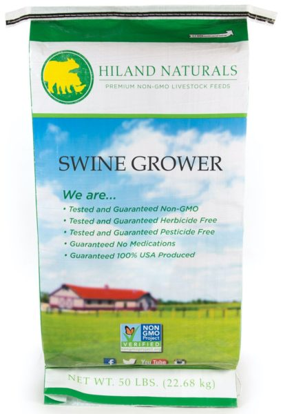 Hiland Naturals Pig Feed Bag