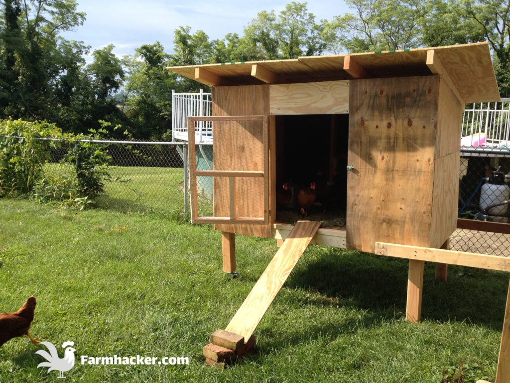 Best Free Chicken Coop Plans Finished