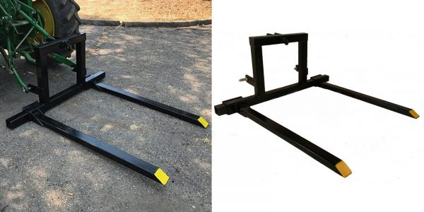 2 BEST 3 Point Pallet Forks in 2020