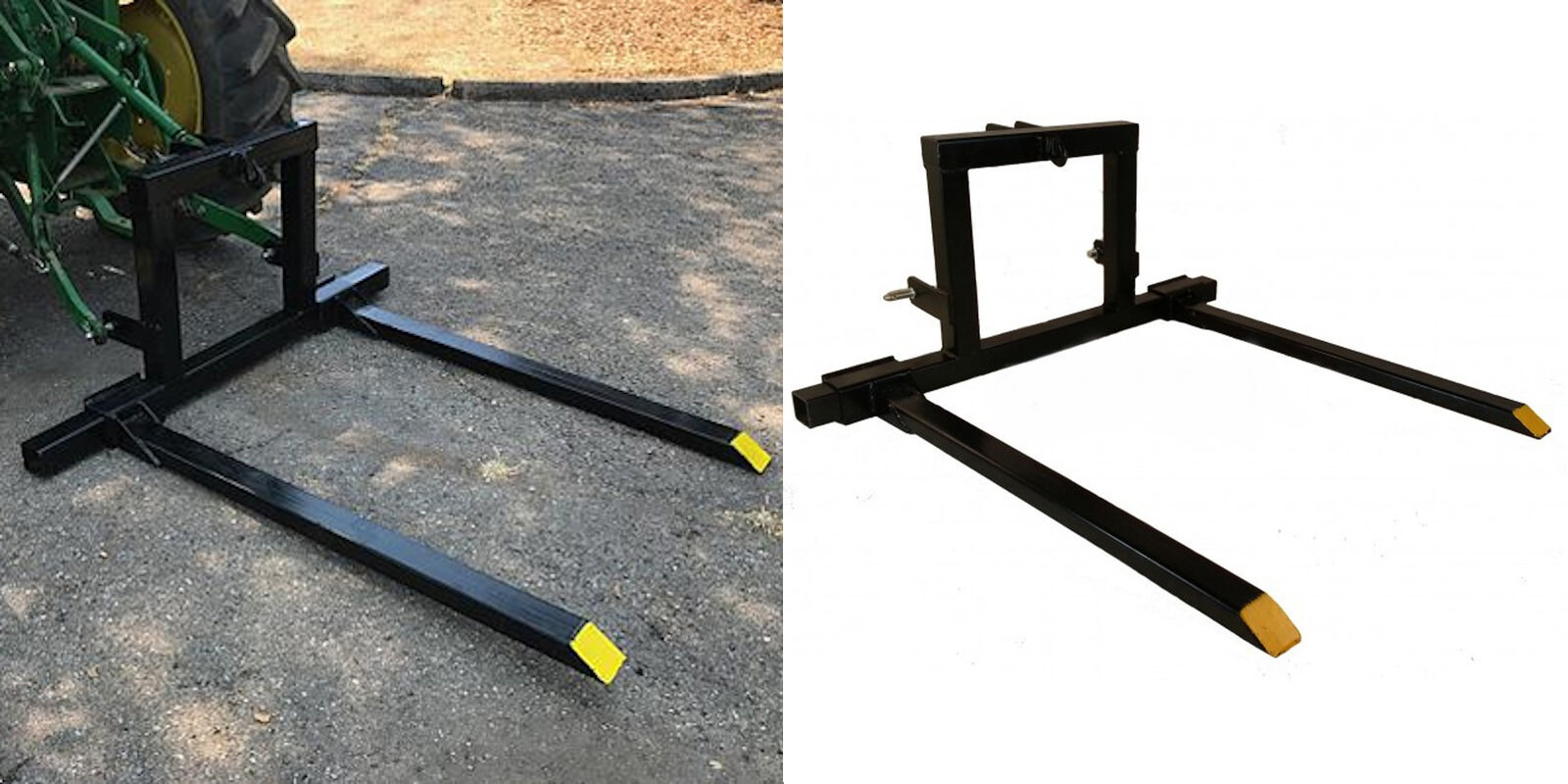 BEST 3 Point Pallet Forks in 2021