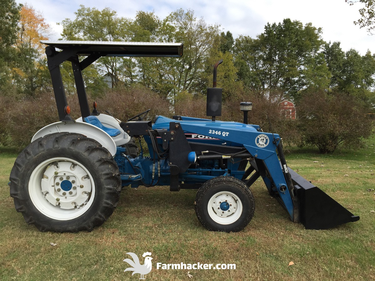 BEST Tractor for a Small Farm [2021 Guide]