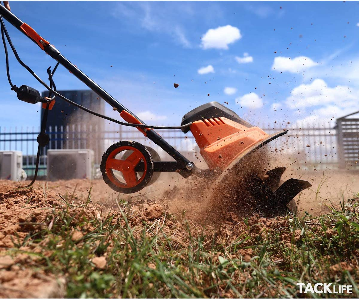 3 BEST Electric Tillers in 2021